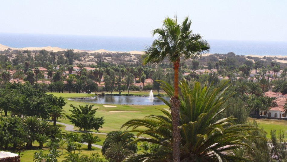 Gran Canaria - Maspalomas Golf