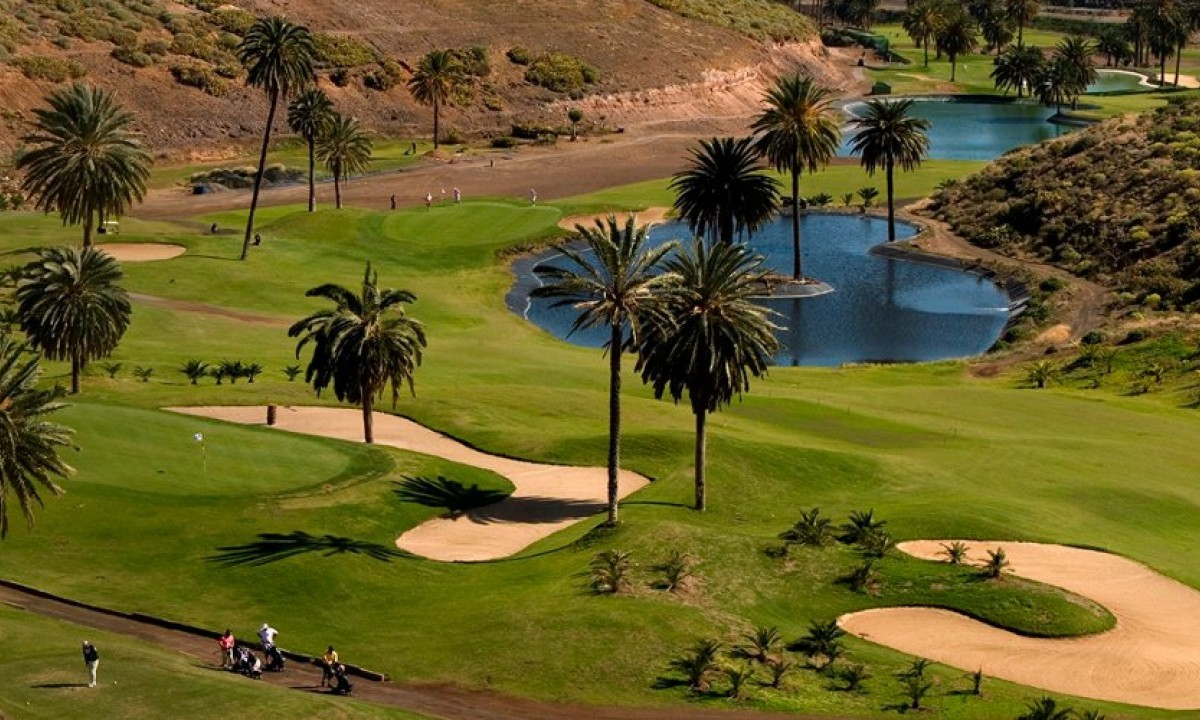 Gran Canaria - El Cortijo Club de Campo - 3 Days Unilimited golf