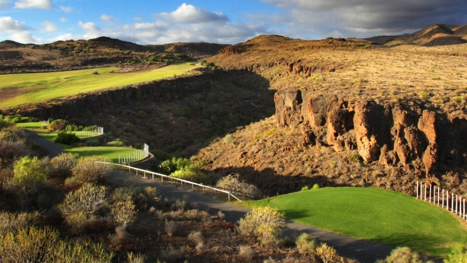 Gran Canaria - Salobre Golf 4 rounds package